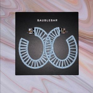 Baublebar Earrings NWT
